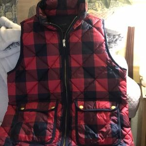 J Crew Excursion vest